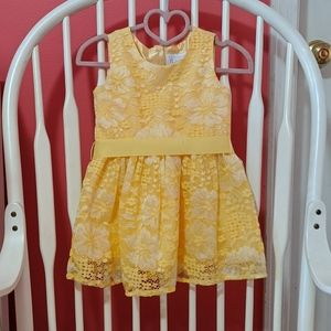 Children's Place Toddler Girl Casual Dress